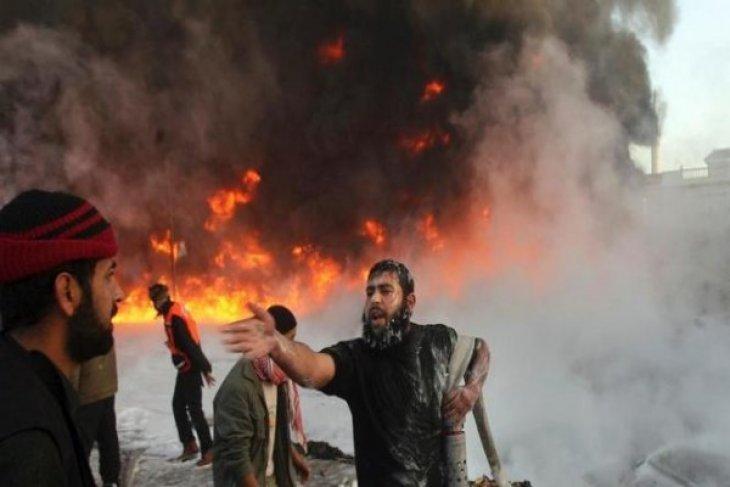 Tiga warga Palestina tewas ditembak Israel