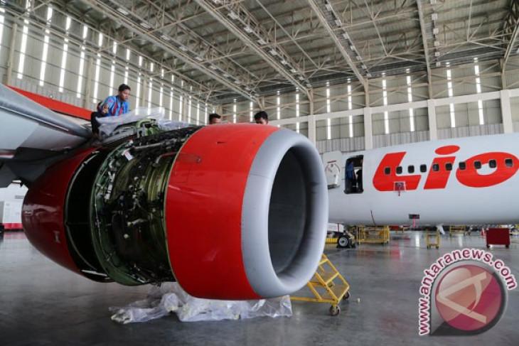 Pesawat Lion Air Batam-Bandung alami masalah mesin