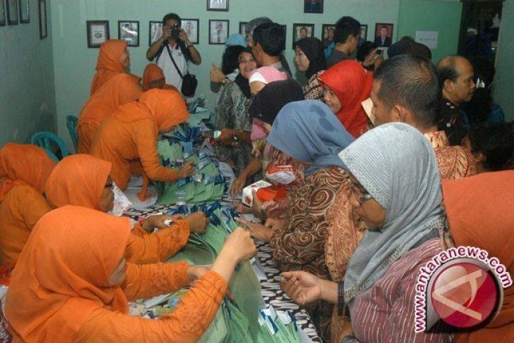157.499 Warga Aceh Barat Diobati Untuk Kaki Gajah