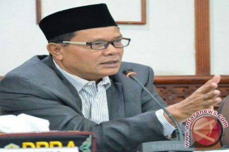 Legislator: UU pemilu abaikan kekhususan Aceh