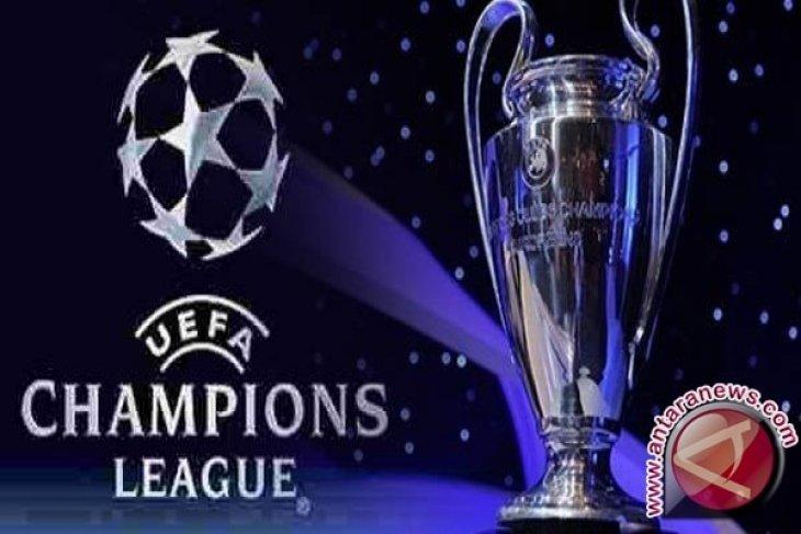 Hasil Pertandingan Liga Champions 2017/2018