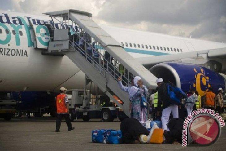 Haji : Kemenag Jambi siapkan jalur alternatif kepulangan jamaah