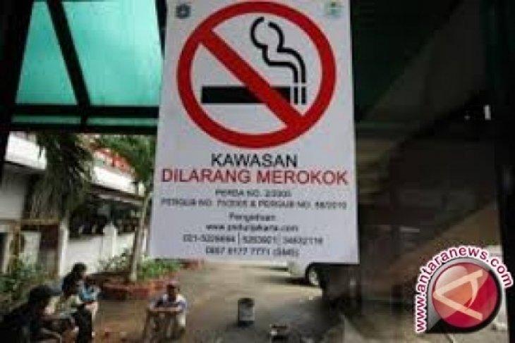 Pemkot Depok terus akan tegakkan Perda Kawasan Tanpa Rokok