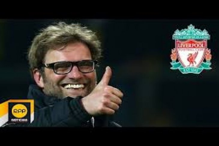 Akhirnya, Liverpool Puncaki Klasemen Liga Inggris