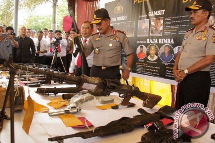 Kapolri: Kelompok Bersenjata di Aceh Terus Diburu