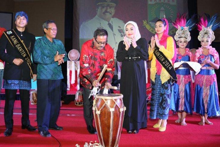 Gubernur: Kang-Nong Merupakan Duta Pariwisata Dan Budaya Banten