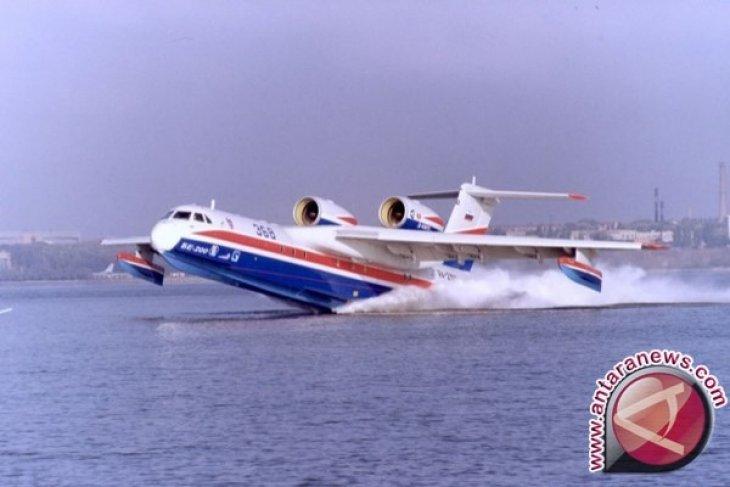 Pemerintah Anggarkan Pembelian Empat Pesawat Rusia Beriev