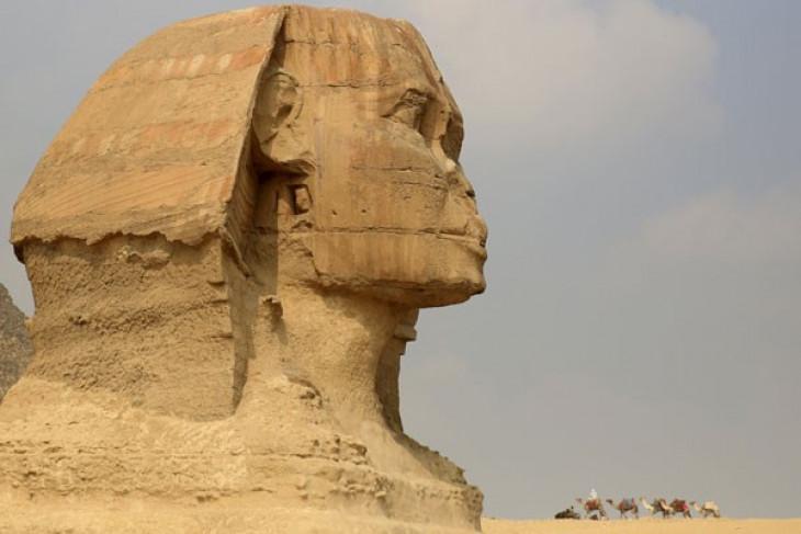 Arkeolog Mesir temukan bengkel tembikar berusia 4.500 tahun