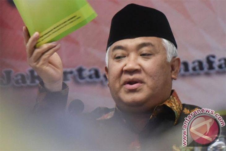 Din Syamsuddin: Islam belum ambil keuntungan demokrasi