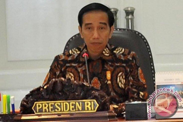 Presiden Jokowi: Radikalisme selalu jadi topik utama