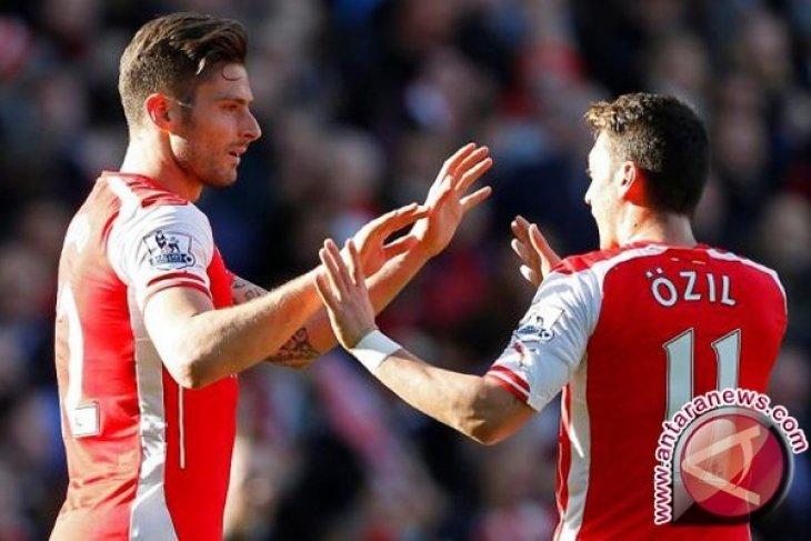 Arsenal Menuju Puncak Klasemen