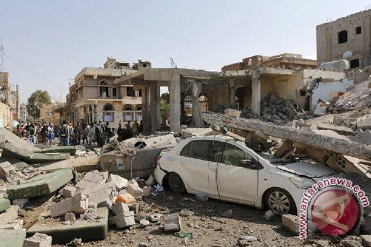 10 Warga Sipil Yaman Tewas Akibat Serangan Koalisi Arab
