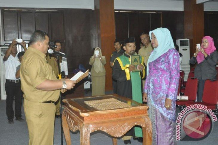 Wabup Aceh Jaya Minta PNS Tak Berpolitik Praktis