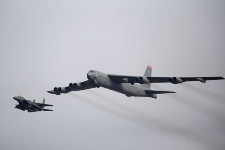 China katakan tidak takut terhadap pesawat tempur Amerika Serikat