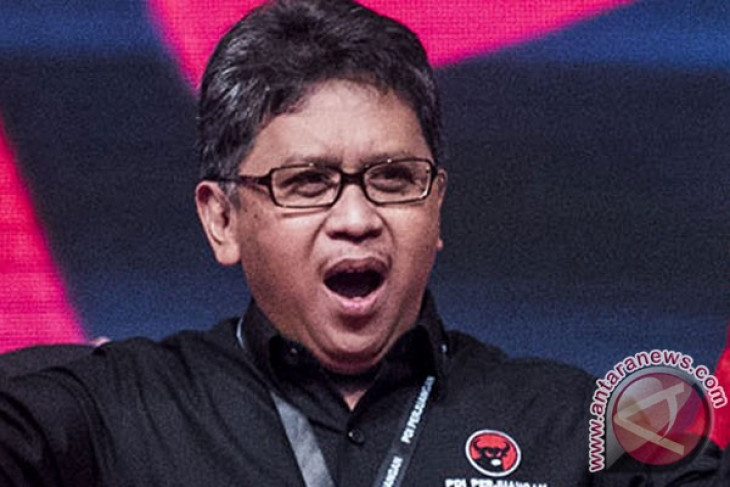 PDIP: Rakernas tidak bahas capres-cawapres