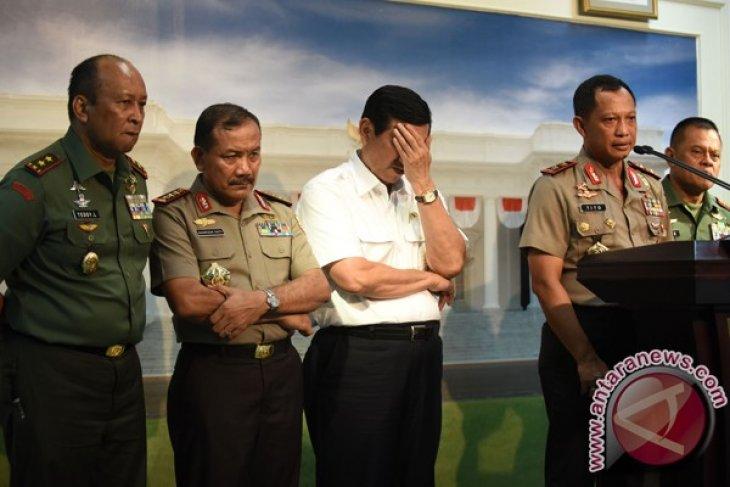 BOM JAKARTA - Bahrun Naim perencana serangan