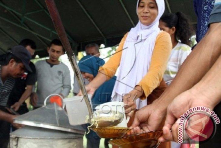Pengungsi banjir di Aceh Tenggara kembali ke rumah