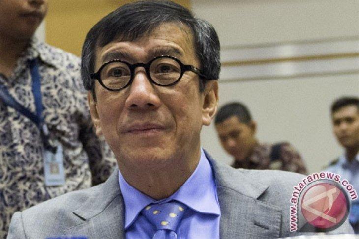 Mantan Menkumham Yasona berharap Presiden tidak terbitkan Perppu KPK