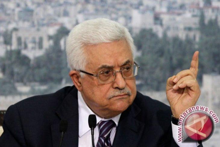 Presiden Palestina kutuk persetujuan UU