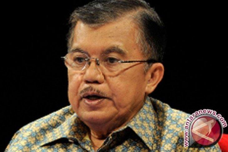 Wapres Jusuf Kalla Soal Pembentukan Badan Baru