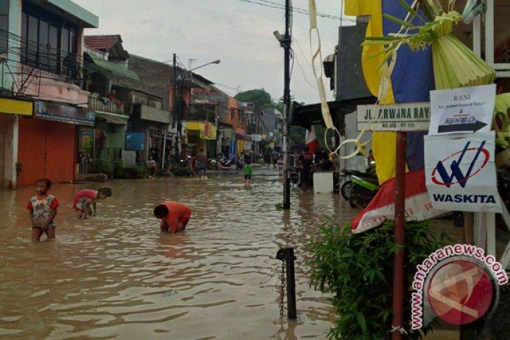 Pemkot Bekasi segera luncurkan aplikasi pendeteksi banjir