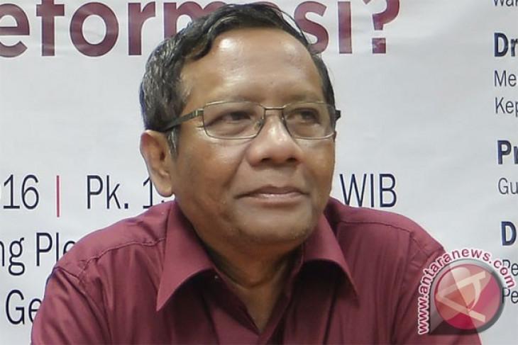 Kata pengamat LIPI soal figur Mahfud MD untuk dampingi Jokowi