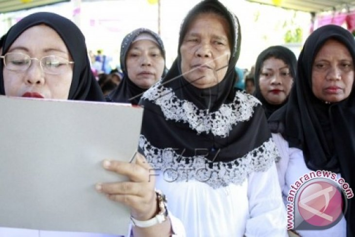 Deklarasi Biang Kampung di Gorontalo