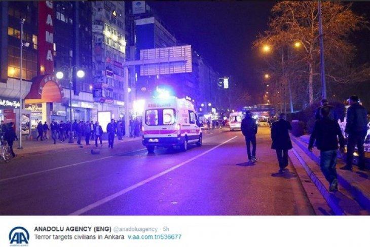 Indonesia condemns Ankara bombing