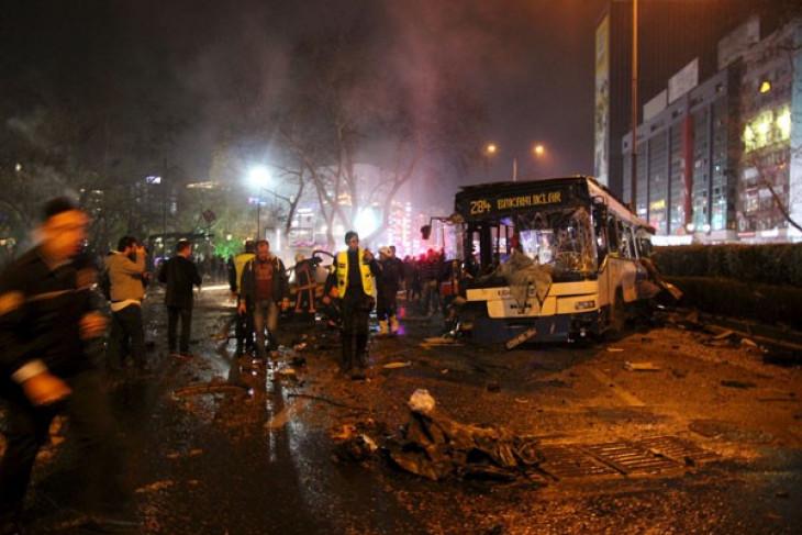 Indonesia condemns bomb attacks in Ankara