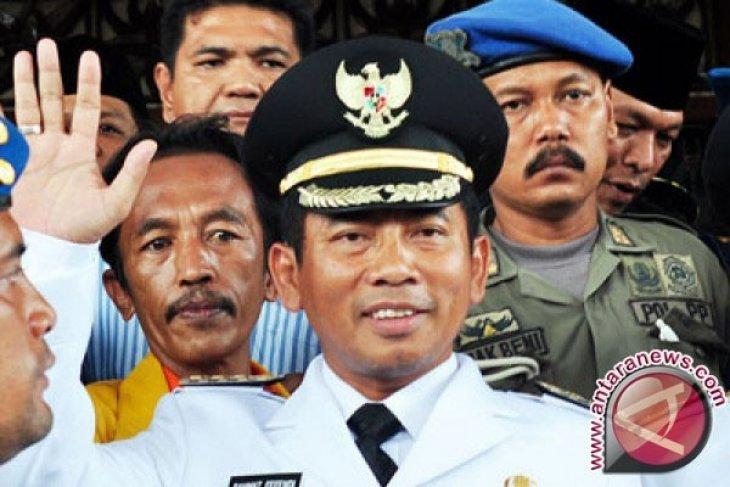 Walkot Bekasi Beri Motivasi Narapidana Penerima Remisi