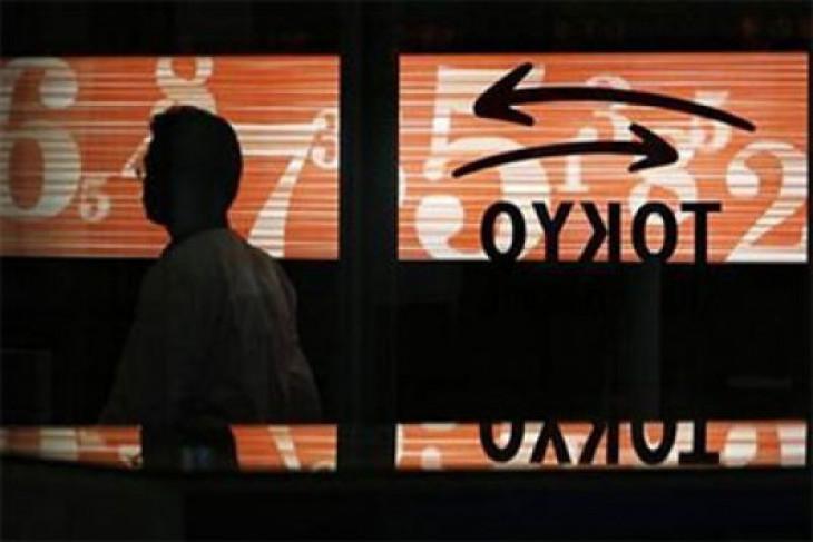 Ikuti Wall Street, bursa saham Tokyo dibuka turun tajam