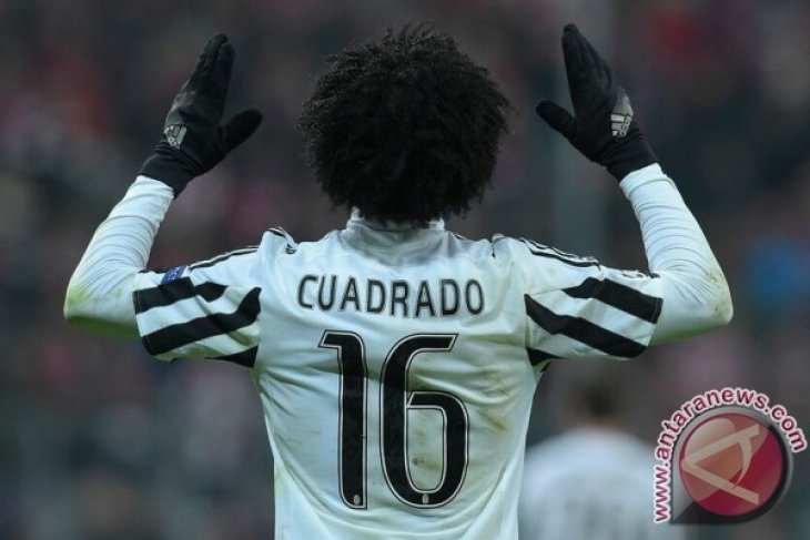 Juventus bungkam Olympiacos 2-0 untuk lolos ke 16 besar
