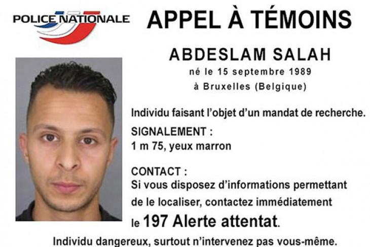 Usus buntu, tahanan serangan Paris dibawa ke RS