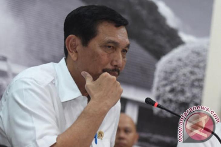 Menteri Luhut buka Indonesia Global Maritime Fulcrum