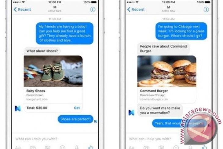 Facebook Kembangkan Pembayaran Mobile dan