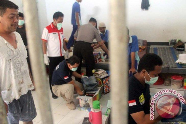 BNN-Polisi Razia Narkoba di Lapas Tulungagung