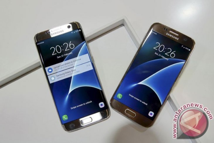 Penjualan Samsung Galaxy S7 Lebihi Harapan