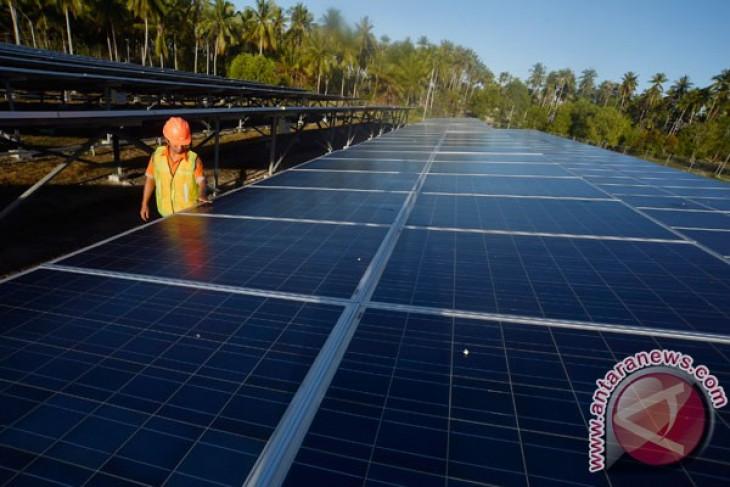 Energi surya dan bio energi dukung pencapaian target bauran energi pada 2025