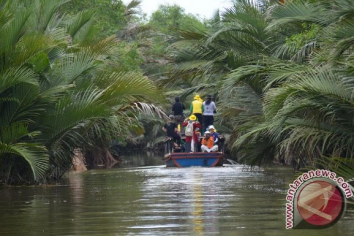 Biaya pembangunan jembatan Pulau Bromo Kalsel  Rp20 miliar