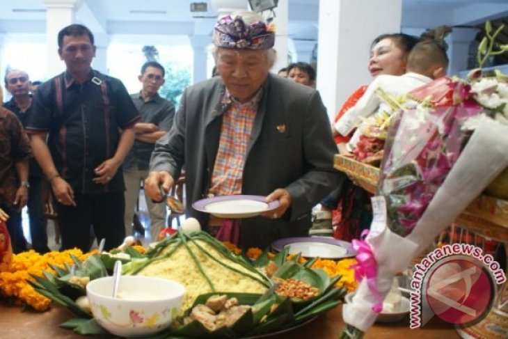 Ritual Pengabenan Nyoman Gunarsa Dilaksanakan Dekat Museum