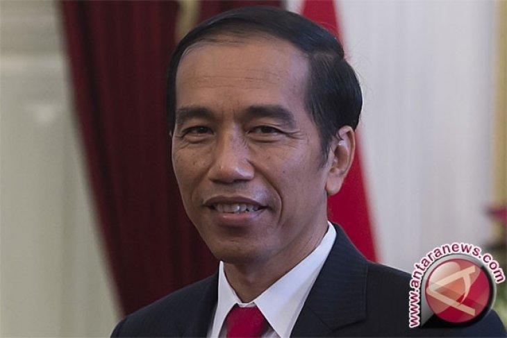 Presiden tiba di Bandung resmikan Jambore HIPMI