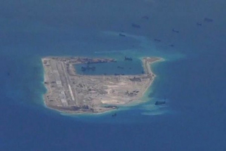 S China Sea COC expected to complete in three years