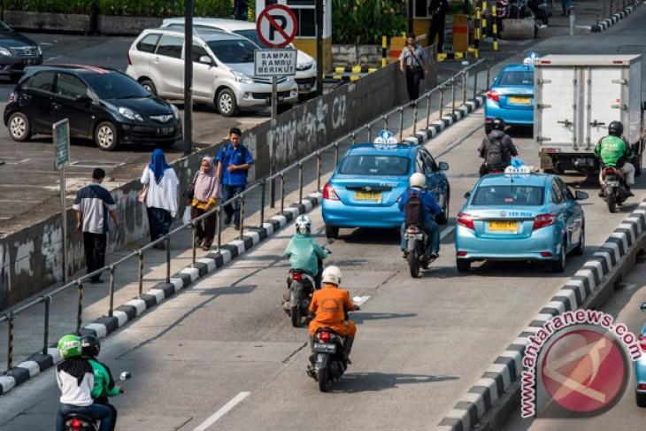 Bulan Tertib Trotoar di Jakarta digelar selama Agustus