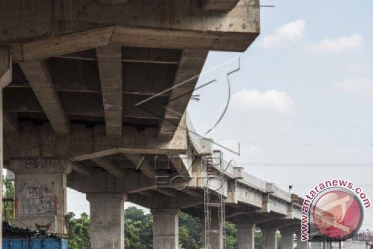 Pembangunan dua jalan layang Kota Bekasi dilanjutkan mulai April
