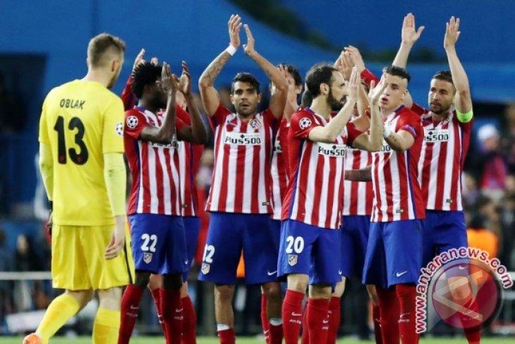 Hasil pertandingan dan klasemen fase grup Liga Champions
