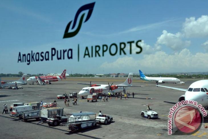 Dua puluh penerbangan di Bali terganggu cuaca buruk