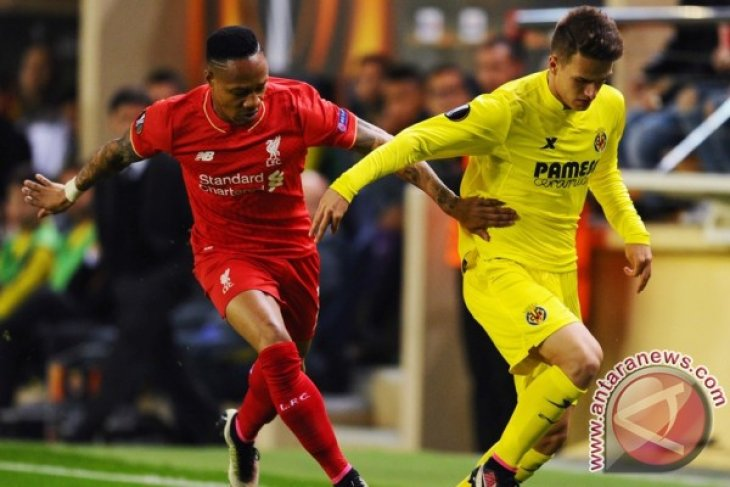 Liverpool versus Villarreal masih 0-0 di babak pertama