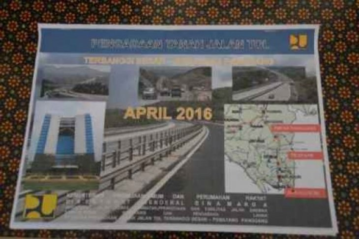 Pemprov Lampung Bahas Lahan Jalan Tol Terbanggi-Pematang Panggang