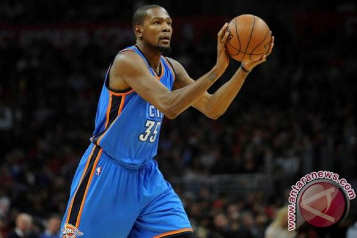 Kepindahan Durant ke Warriors resahkan Komisioner NBA