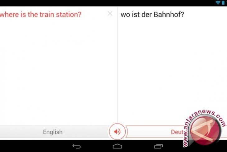 Google Translate Kini Berjalan Pada Aplikasi Apapun di Android